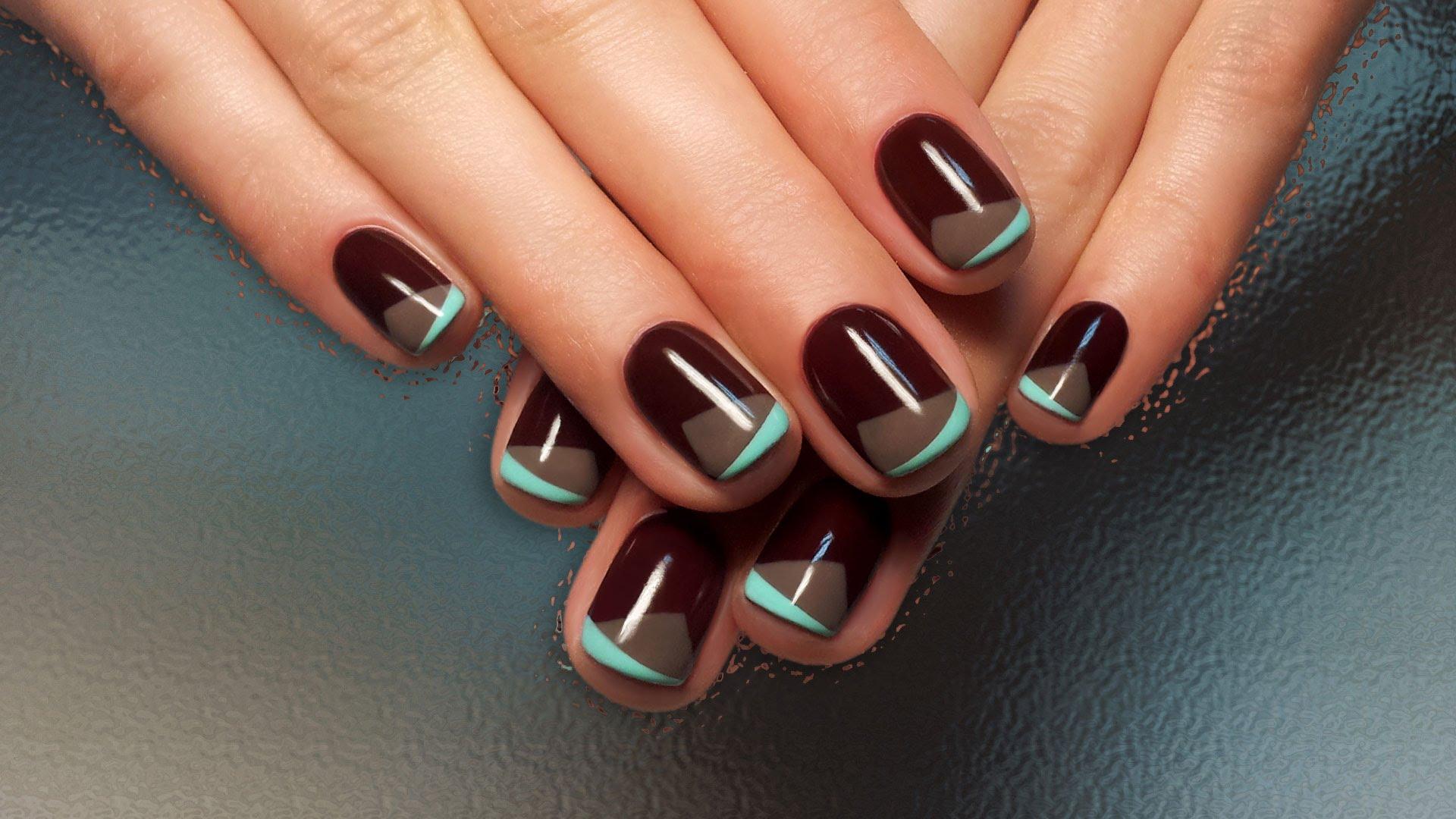 Элегантные ногти дизайн фото