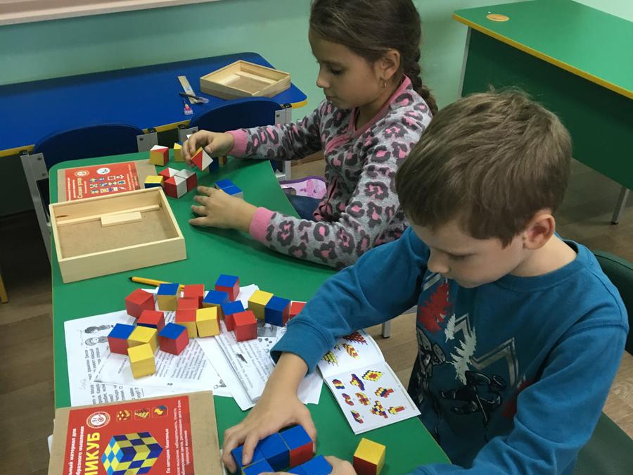 Матаматический кружок для детей Эрудит (12)