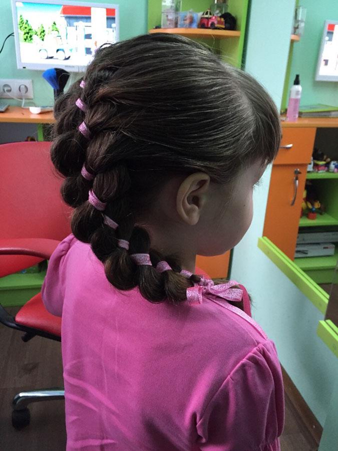 Фото работ парикмахерской детского клуба Смайлик (22)
