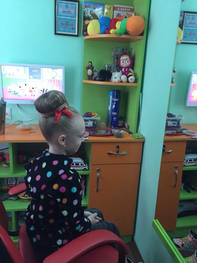 Фото работ парикмахерской детского клуба Смайлик (4)