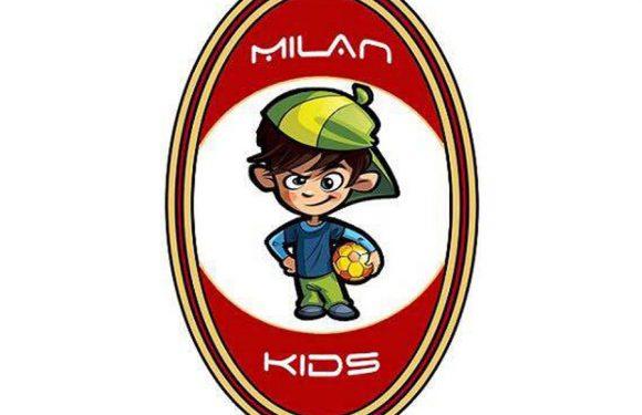 Футбол для дошкольников MilanKids