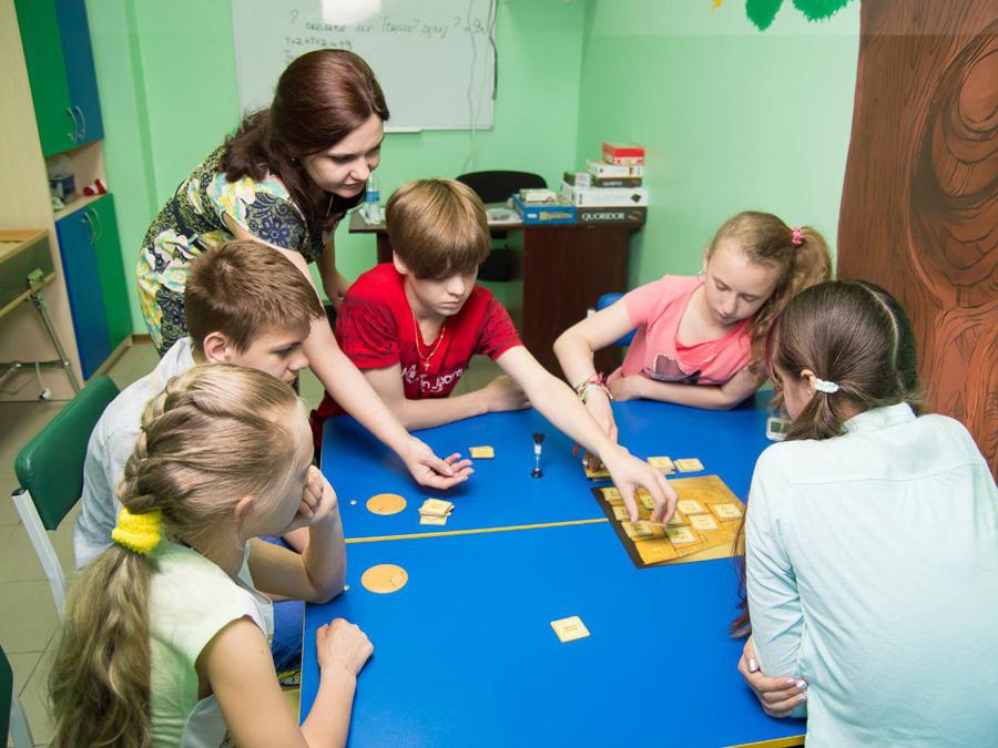 Матаматический кружок для детей Эрудит (2)