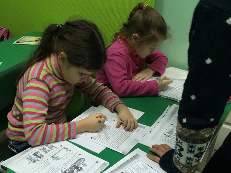 Матаматический кружок для детей Эрудит (8)