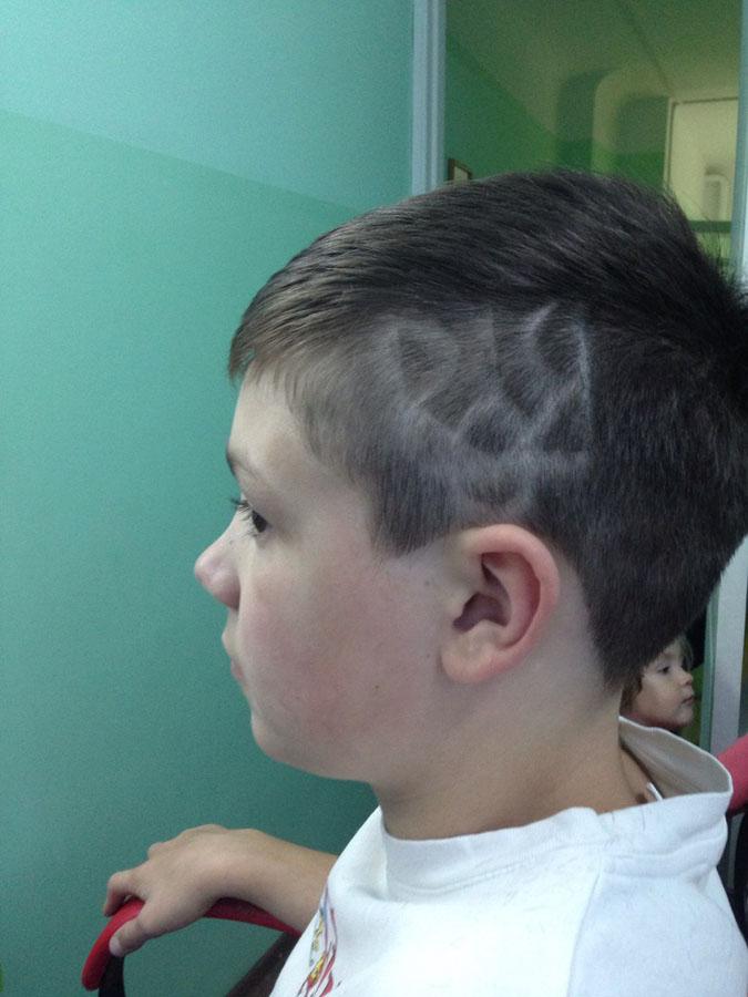 Фото работ парикмахерской детского клуба Смайлик (43)