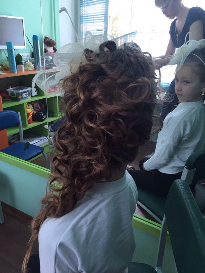 Фото работ парикмахерской детского клуба Смайлик (44)