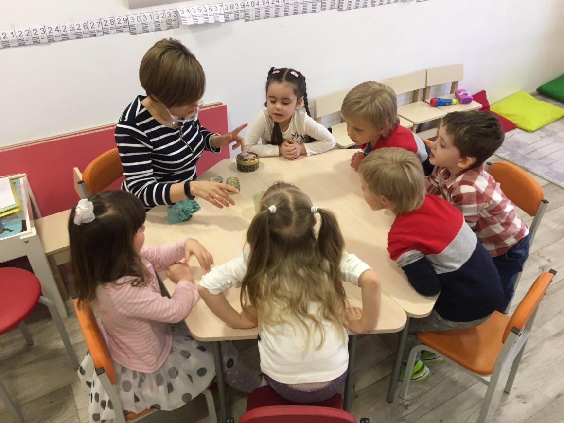 """Детский сад """"Смайлик"""""""